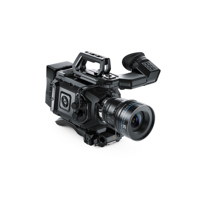 Blackmagic URSA Mini 4.6K PL  BMD-CINEURSAM46K/PL