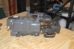 Sony DXC D50WS Camera chain system with Remote, CCU and cable