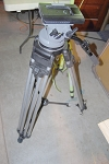 Miller DS 60 150mm head with alum tripod