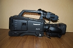 Panasonic AG HPX600P  included Fujinon XA16x8 , and AG-CVF10G color view finder