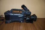 Panasonic P2  AG HPX370P with Fujinon XT17x4 and AGEC4