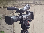 JVC GY HM700CHU with 17x lens