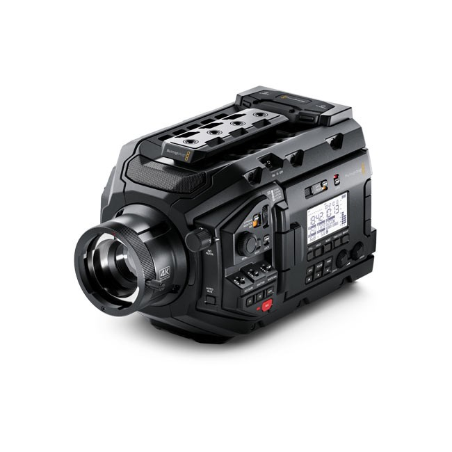 Blackmagic Ursa  Broadcast camera BMD-CINEURSAMWC4K