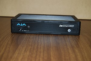 Aja I/o express portable interface for MAC/PC  Pre owned
