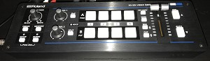 Roland V-1SDI HD 4 input video switcher ( preowned)